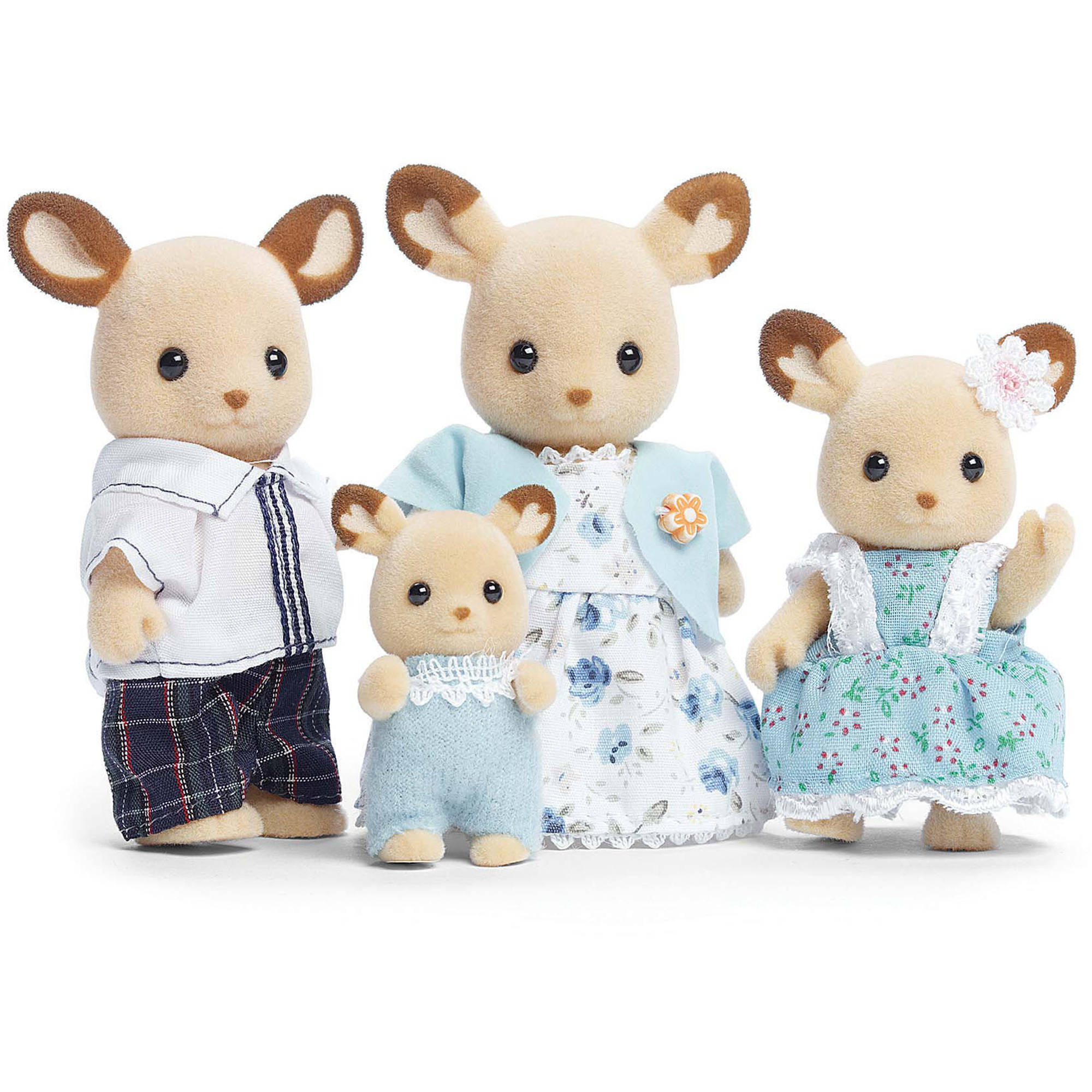 calico critters buckley deer family walmart com