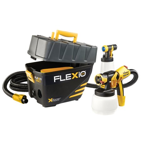 Wagner Flexio 890 Interior/ Exterior Hand Paint Sprayer (Certified Refurbished)