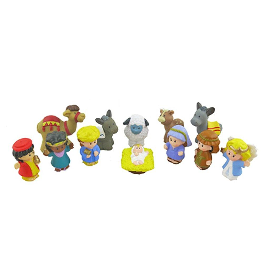 Fisher Price Little People Nativity Manger Replacement Fi...
