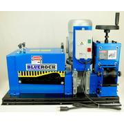 NEW BLUEROCK Model WS260 Motorized Copper Wire Stripping Machine