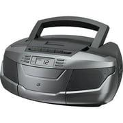 GPX CD, Cassette, AM/FM Boombox, BCA206S