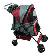 4 Wheel Travel Pet Stroller