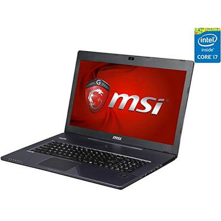 Msi Gs Series Gs70 Stealth 280 Gaming Laptop 4Th Generation Intel Core I7 4720Hq  2 60 Ghz  16 Gb Memory 1 Tb Hdd 128 Gb Ssd Nvidia Geforce Gtx 965M 2 Gb Gddr5 17 3 Windows 8 1 64 Bit