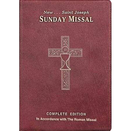 St. Joseph Sunday Missal : Canadian Edition