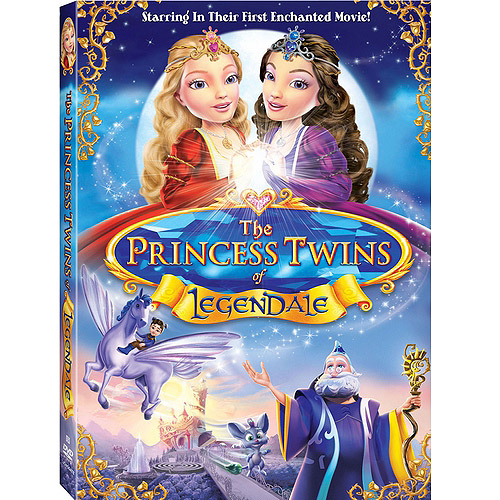 The Princess Twins Of Legendale (Widescreen)