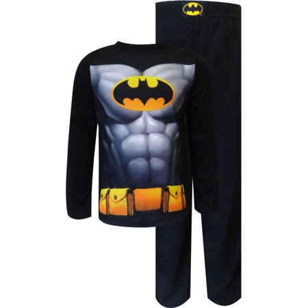DC Comics Batman Bat Suit Toddler Pajama With - Batman Suit For Sale