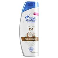 Head and Shoulders 2 in 1 Shampoo Conditioner, Coconut, 13.5 fl oz