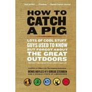 How to Catch a Pig - eBook