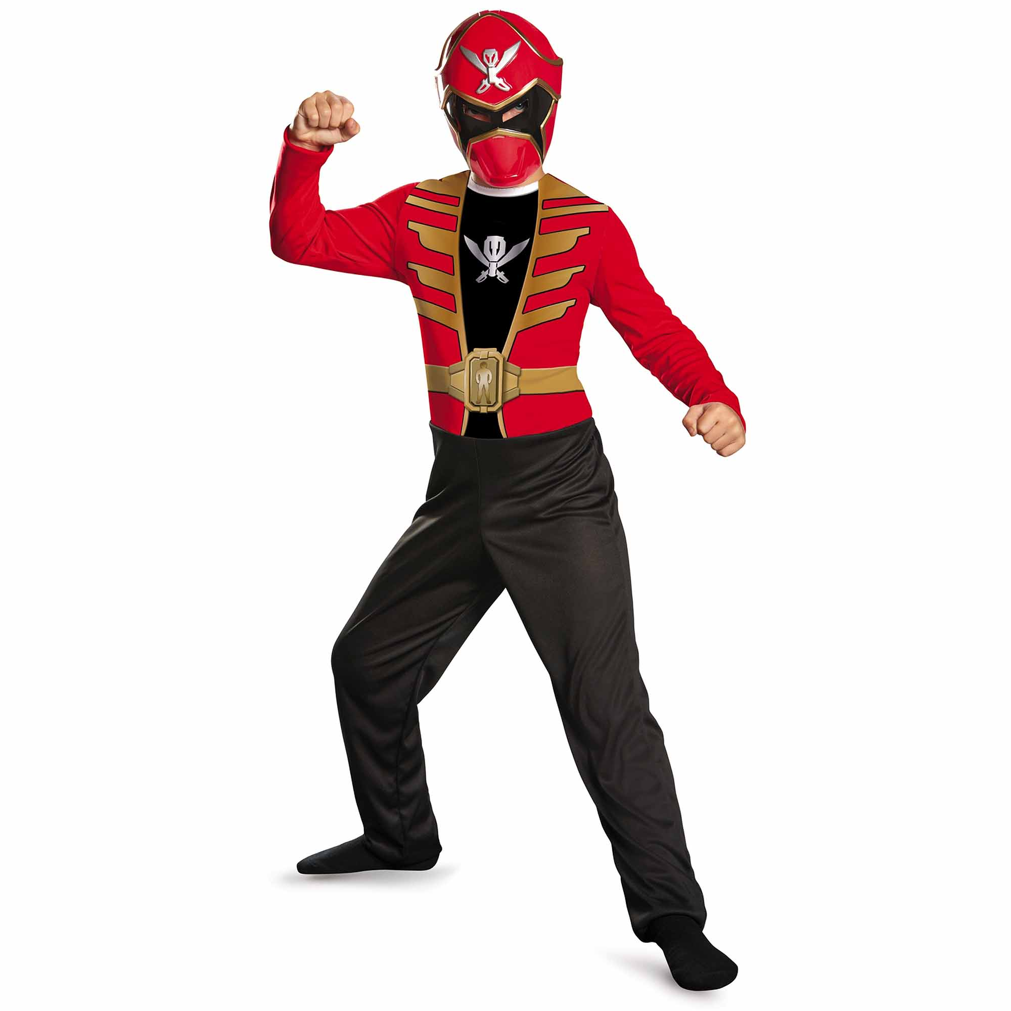 Red Ranger Basic Child Halloween Costume