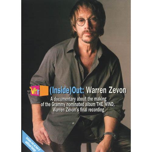 Vh1 Inside Out - Warren Zevon - Keep Me In Your Heart, DVD