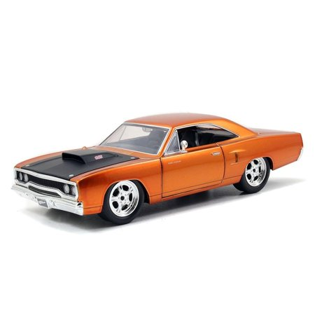Jada Toys Fast and Furious 1/24 Scale Die Cast Plymouth Road