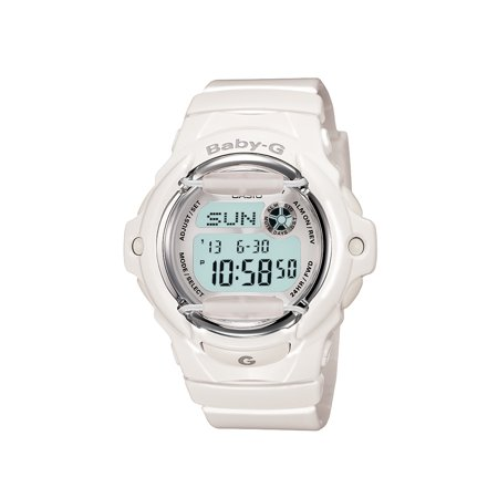 Casio Baby-G White Digital Watch
