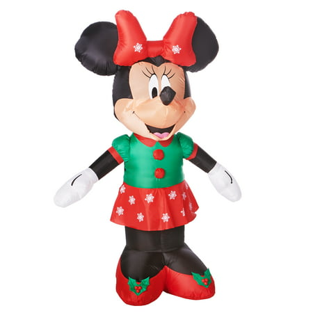 Airblown Inflatables Minnie Inflatable, 5'](Halloween Airblown Inflatables)