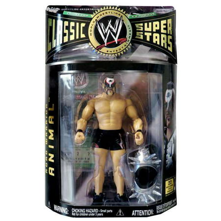 WWE Wrestling Classic Superstars Series 9 Road Warrior Animal Action Figure