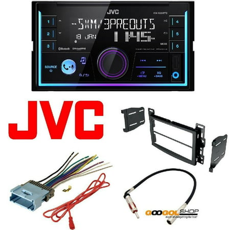 JVC KW-R930BTS Double 2 DIN CD/MP3 Player i Radio SiriusXM ... on pioneer deh 1300 wiring harness, cd player power cord, cd player power supply, cd player control panel, cd changer wire harness, cd player circuit board, cd player wiring harness diagram, cd player remote control,