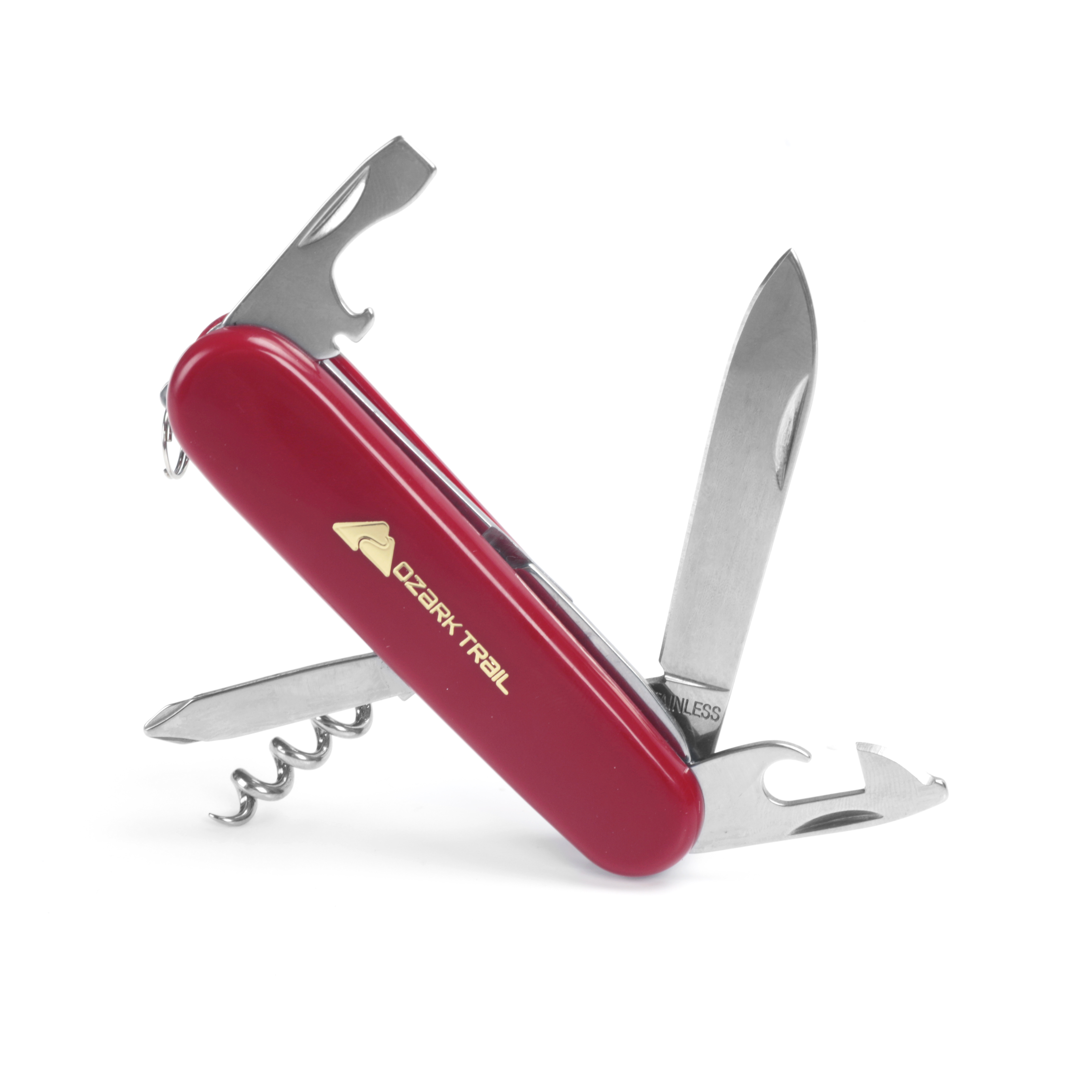 Ozark Trail Ot Knife Multi Tool 8 Function