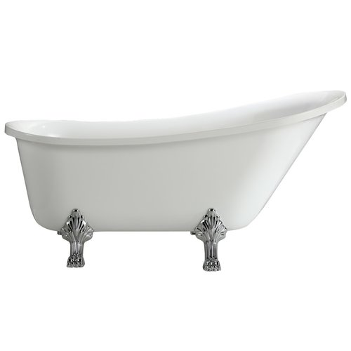 Vinnova Jacqueline 70'' x 30'' Soaking Bathtub
