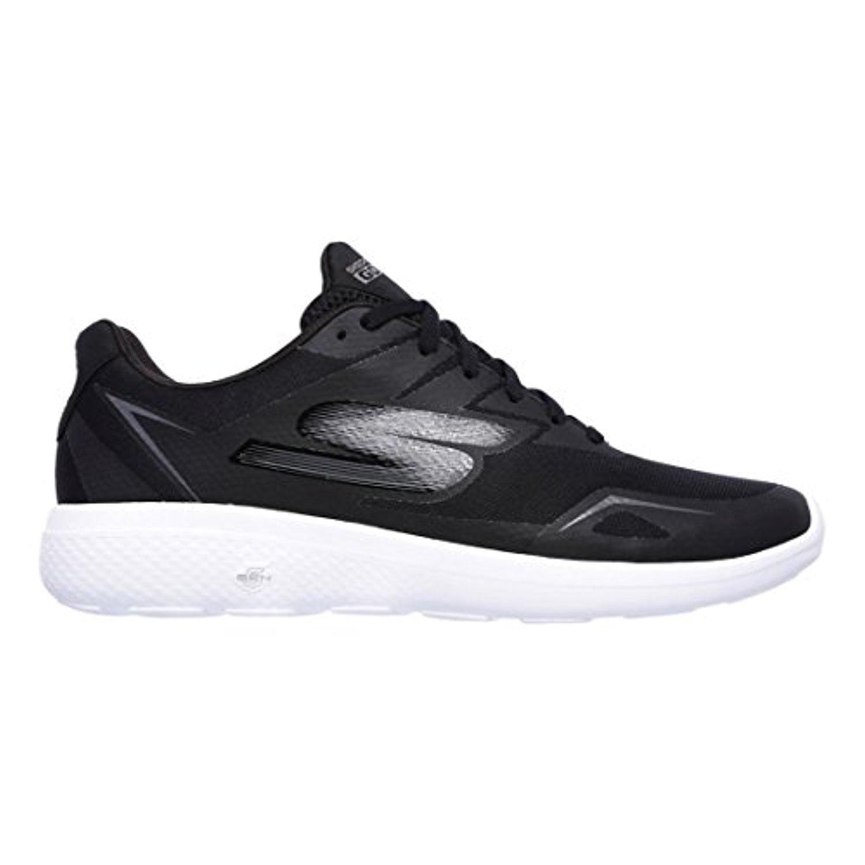54835 Black Go Train Skechers Shoes Men Comfort Run Walk Cross Sport Mesh Casual