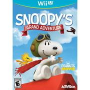 The Peanuts Movie: Snoopy's Grand Adventure (Wii U)