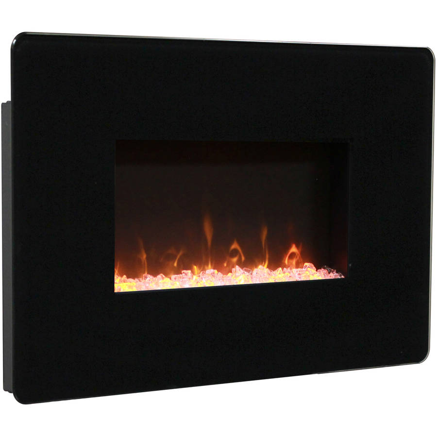 Muskoka MH25BL Corrida Wall Mount Fireplace Icon