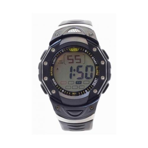 UZI UZI-W-801 Digital Sport - Black-Silver