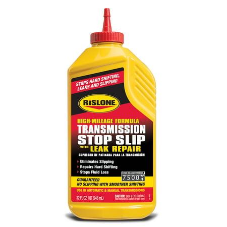 Rislone Transmission Stop Slip with Leak Repair