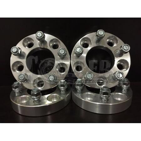 Wheel Spacers 1.25