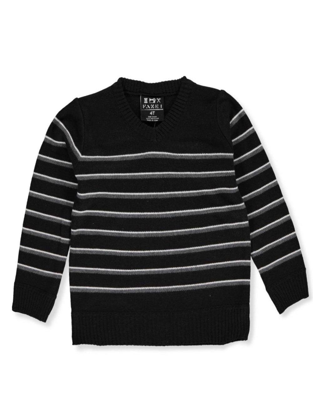 Faze 1 Little Boys' Toddler V-Neck Sweater (Sizes 2T - 4T)