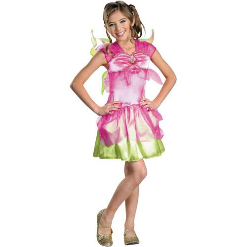 Winx Club Flora Classic Child Halloween Costume