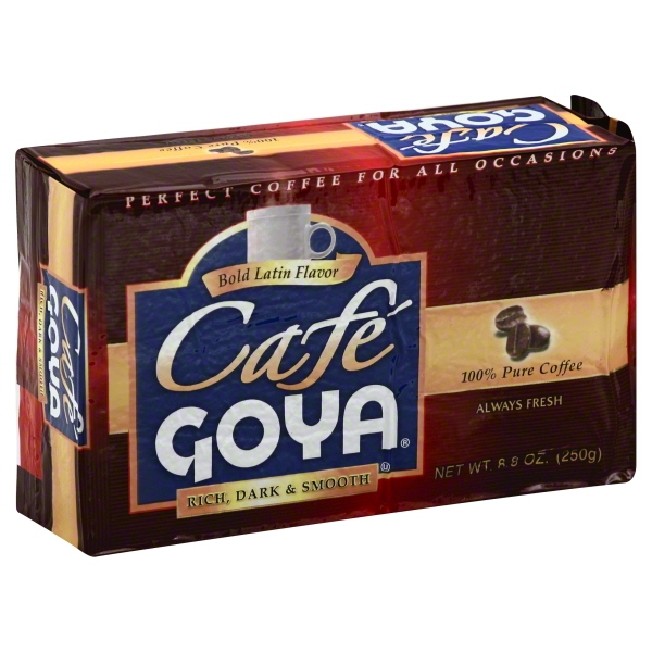 Goya Goya  Coffee, 8.8 oz