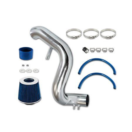 R&L Racing Blue Cold Air Intake Induction Kit + Filter For 2011- 2014 Sonata 2.4L (Best Racing Air Filter)