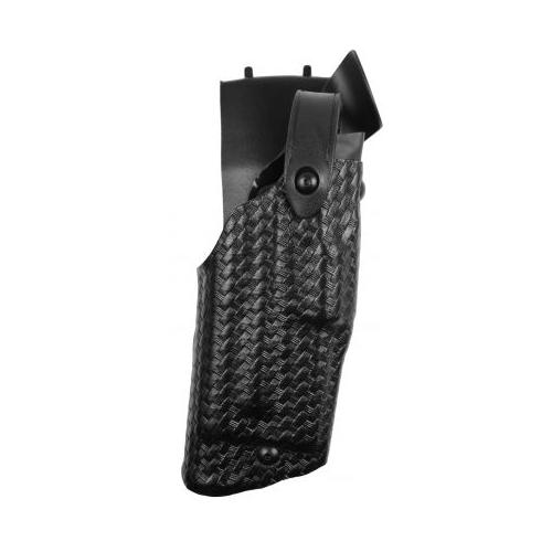 Safariland 6365-832-481 Low Ride Duty Holster Black STX RH for Glock 17 M3 by SAFARILAND