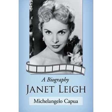 Janet Leigh - eBook - Janet Leigh Halloween