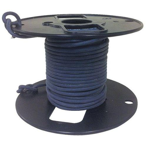ROWE R800-0516-0-50 Silicone Lead Wire, HV, 16awg, 5KVDC, 50ft