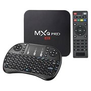 T96 MXQ Pro 4K Android 7.1 TV Box S905X Quardcore 1G8G WiFi Embedded UHD 4K H.264 Media Center Smart OTT TV Box