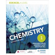 Edexcel A Level Chemistry Student Book 1 - eBook