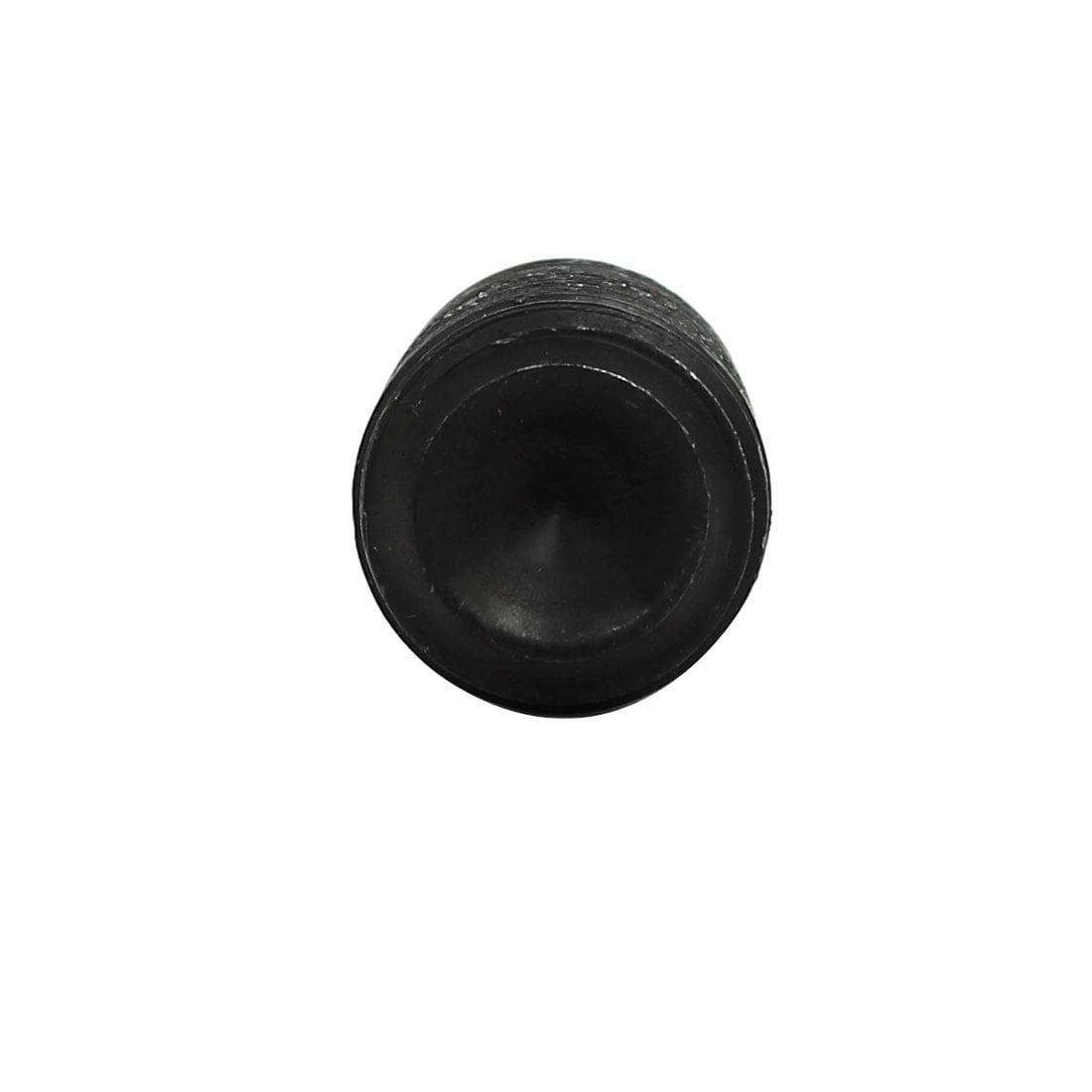 M20 Dia Thread 10.9 Grade 50mm Long Cup Point Head Hex Socket Grub Screw DIN916 - image 2 of 4