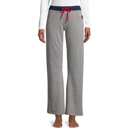 Straight-Leg Long Pajama Pants