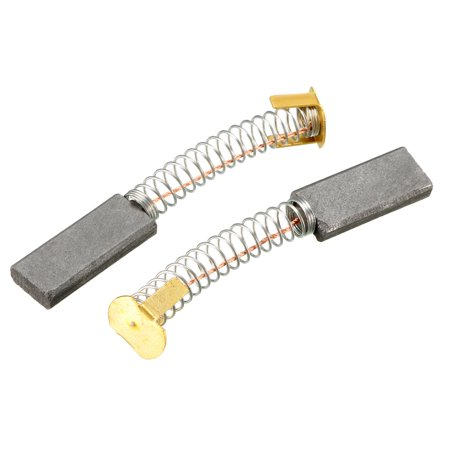 Carbon Brushes for Electric Motors 22mm x 9mm x 3.5mm Replacement Part Set of (Springfield Xdm 9mm Full Size For Sale)