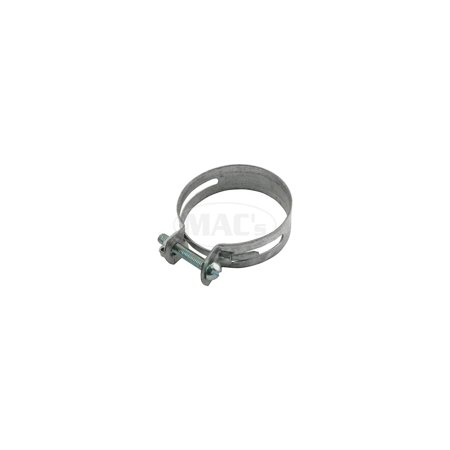 MACs Auto Parts Premier  Products 49-25214 Radiator Upper Hose Clamp - Original Band Type - Upper - 1-7/8 - Ford Y-Block 239, 272, 292 V8 Only (Auto Parts Radiator)