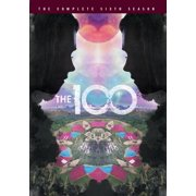 The 100: Complete Sixth Season (DVD)