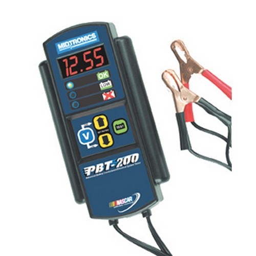 (Price/EACH)MIDTRONICS PBT200 Battery Charger Tester