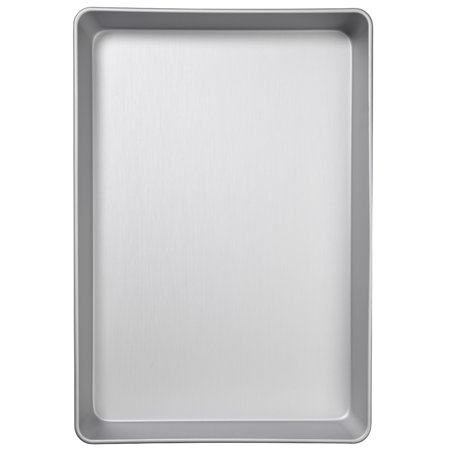 Bun Sheet Pan - Wilton Performance Pans Aluminum Large Sheet Cake Pan, 12 x 18-Inch