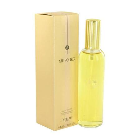 MITSOUKO by Guerlain 3.1 oz EDT eau de toilette Women's Refill Spray Perfume NIB