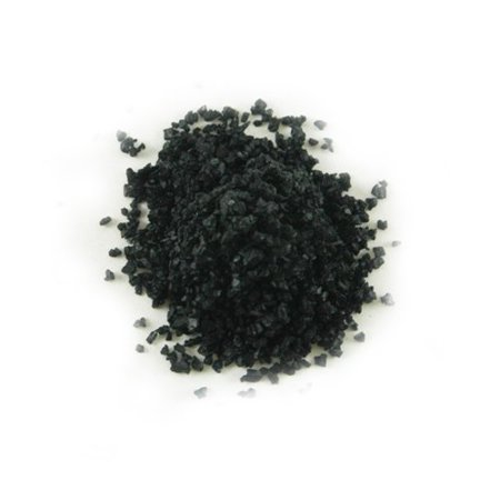 Hawaiian Black Lava Sea Salt, Coarse - 2.2 lbs