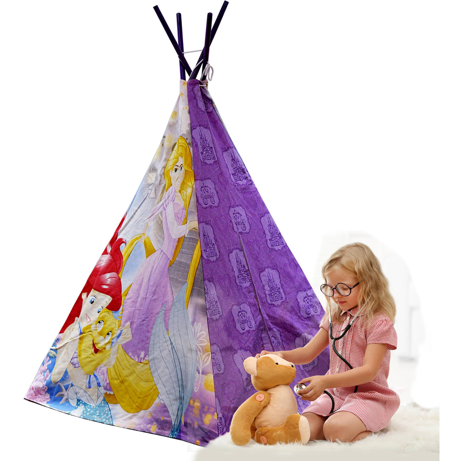 Disney Princess Teepee Tent