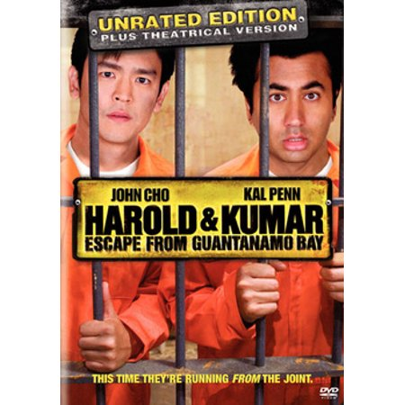 Harold & Kumar Escape From Guantanamo (DVD)