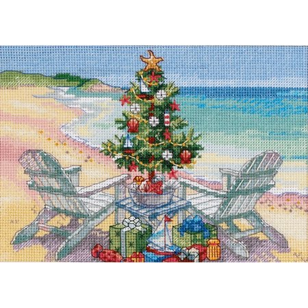 Gold Cross Stitch Kit (Dimensions Gold Collection Petite
