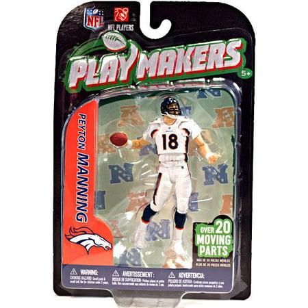 McFarlane NFL Playmakers Series 3 Peyton Manning Action (Peyton Manning Figure)