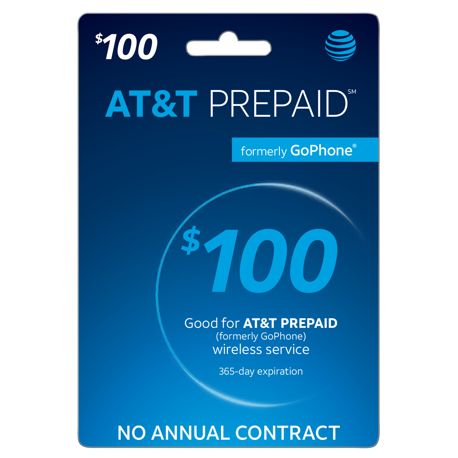 AT&T PREPAID $100 (Email Delivery)